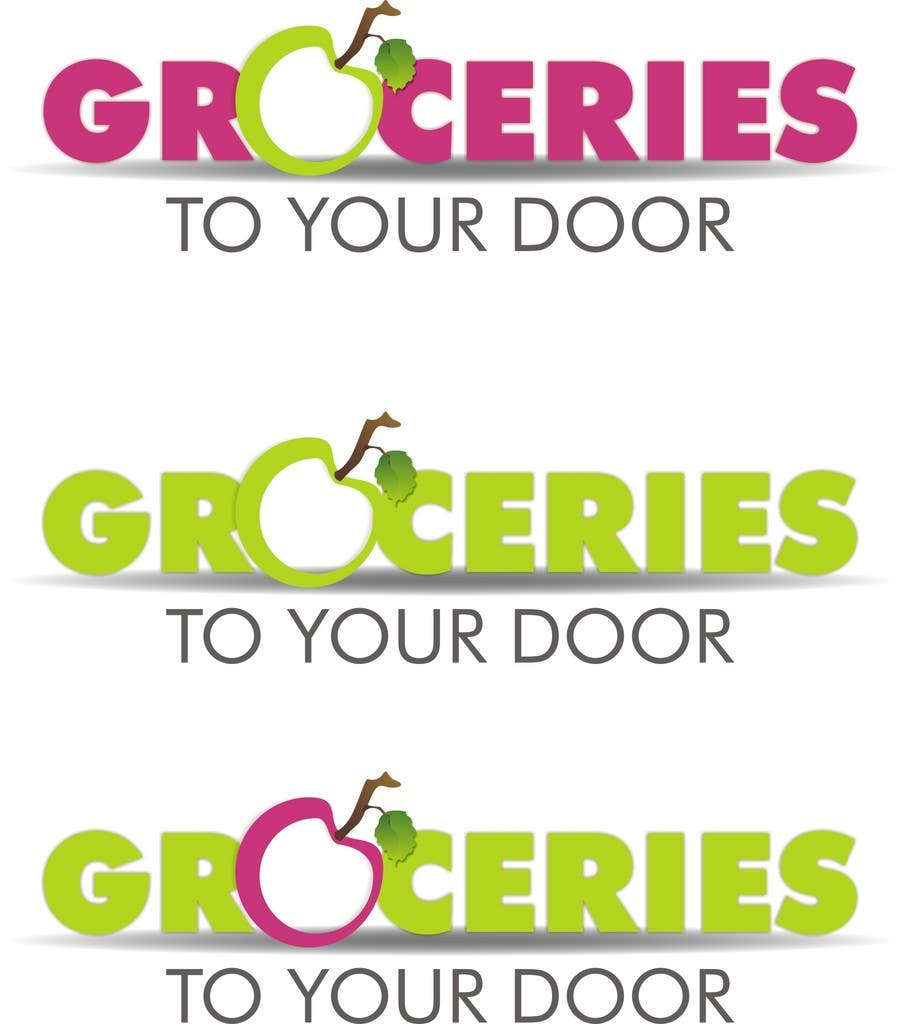 Contest Entry #                                        168                                      for                                         Logo Design for Groceries To Your Door