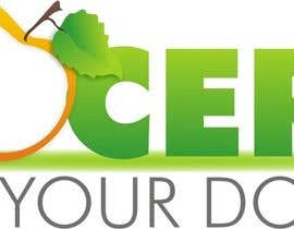 #130 สำหรับ Logo Design for Groceries To Your Door โดย doarnora