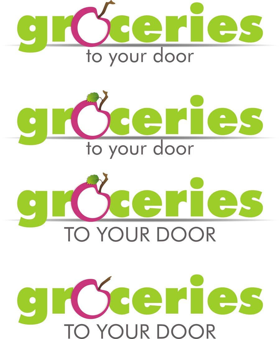 Contest Entry #                                        178                                      for                                         Logo Design for Groceries To Your Door