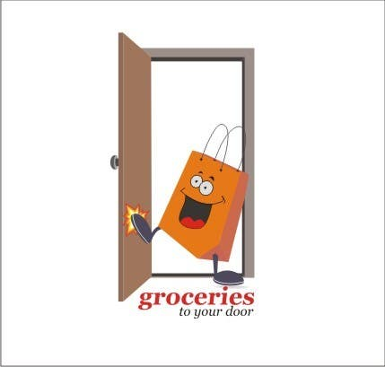Contest Entry #                                        64                                      for                                         Logo Design for Groceries To Your Door
