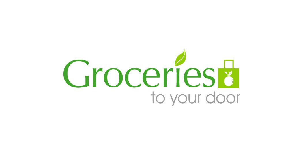 Entri Kontes #238 untukLogo Design for Groceries To Your Door