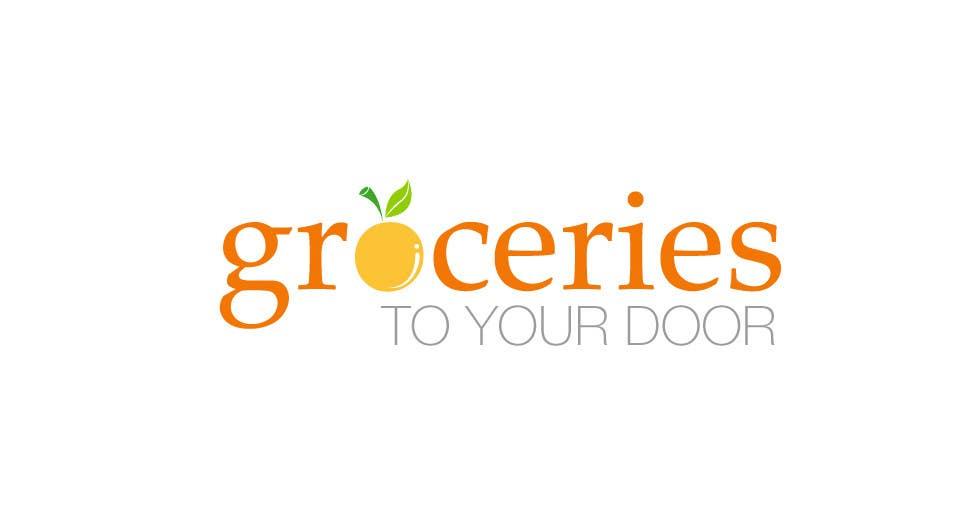 Entri Kontes #237 untukLogo Design for Groceries To Your Door