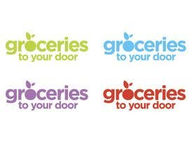#356 สำหรับ Logo Design for Groceries To Your Door โดย jonWilliams74