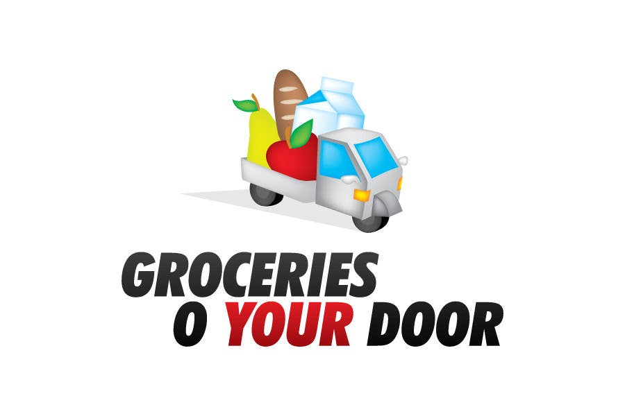 Contest Entry #                                        21                                      for                                         Logo Design for Groceries To Your Door