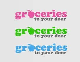 #121 สำหรับ Logo Design for Groceries To Your Door โดย rxzor