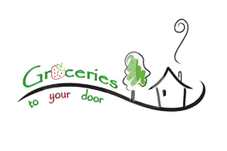 Contest Entry #                                        208                                      for                                         Logo Design for Groceries To Your Door