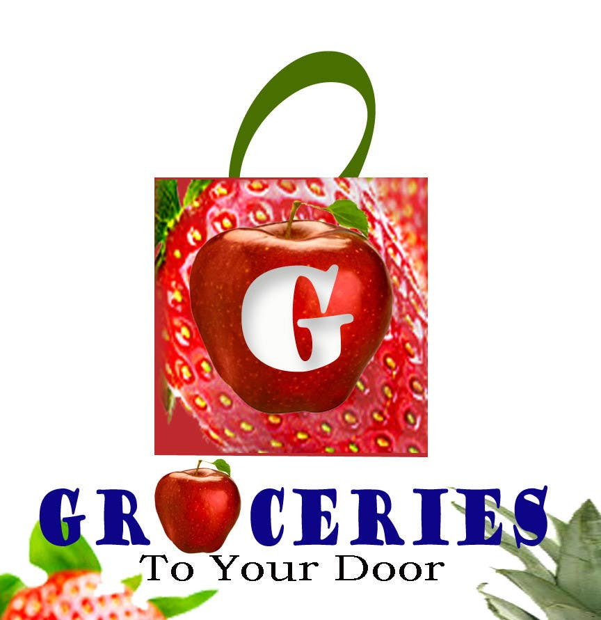 Contest Entry #                                        370                                      for                                         Logo Design for Groceries To Your Door