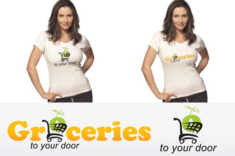 Participación en el concurso Nro.374 para Logo Design for Groceries To Your Door