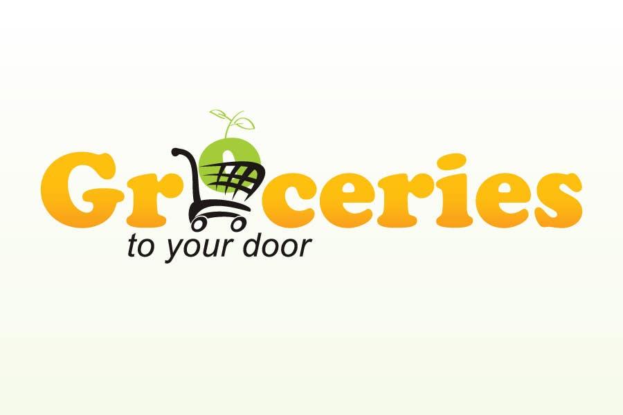 Participación en el concurso Nro.284 para Logo Design for Groceries To Your Door