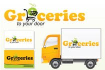 Graphic Design 参赛作品 #279 for Logo Design for Groceries To Your Door
