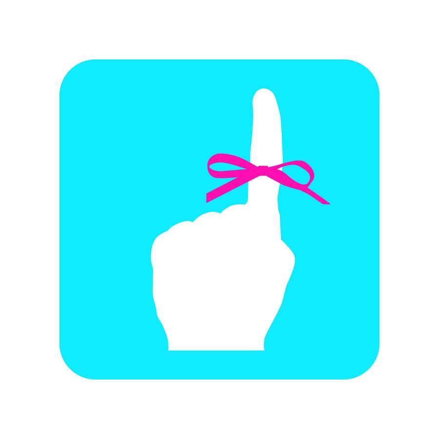 Konkurrenceindlæg #27 for Graphic Design for ForGetMeKnots Icon Design