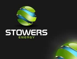 #304 dla Logo Design for Stowers Energy, LLC. przez firethreedesigns