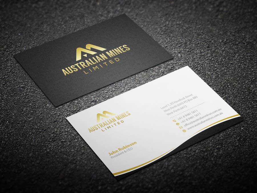 Design some Business Cards, Power Point Presentation template and ...