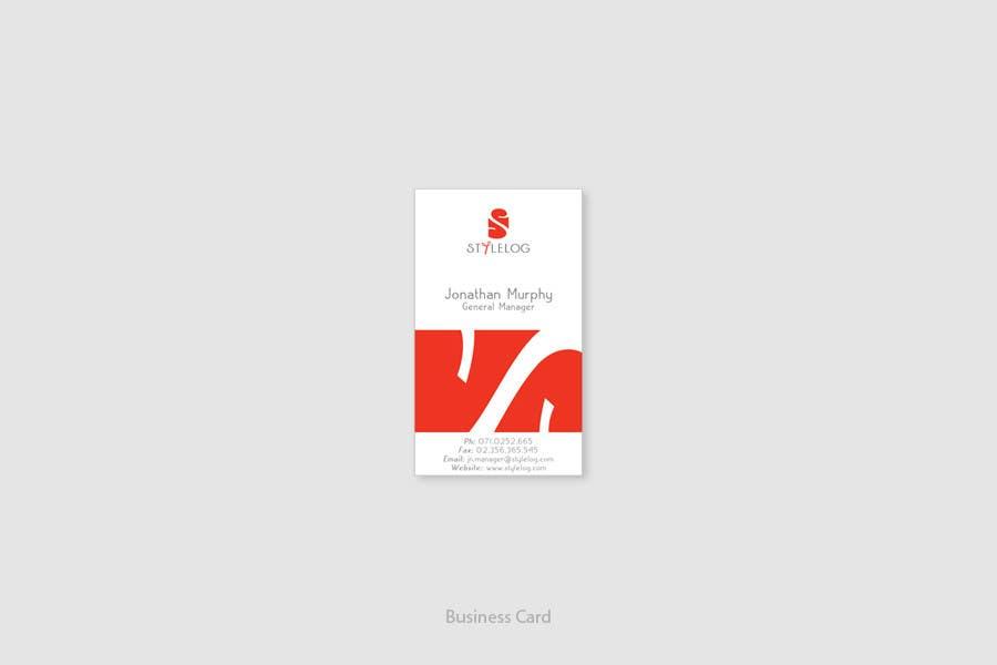 Kilpailutyö #331 kilpailussa Logo Design for Stylelog