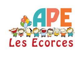 nº 16 pour Logo pour l'association des parents d'élèves des Ecorces (APE) par mehedi580