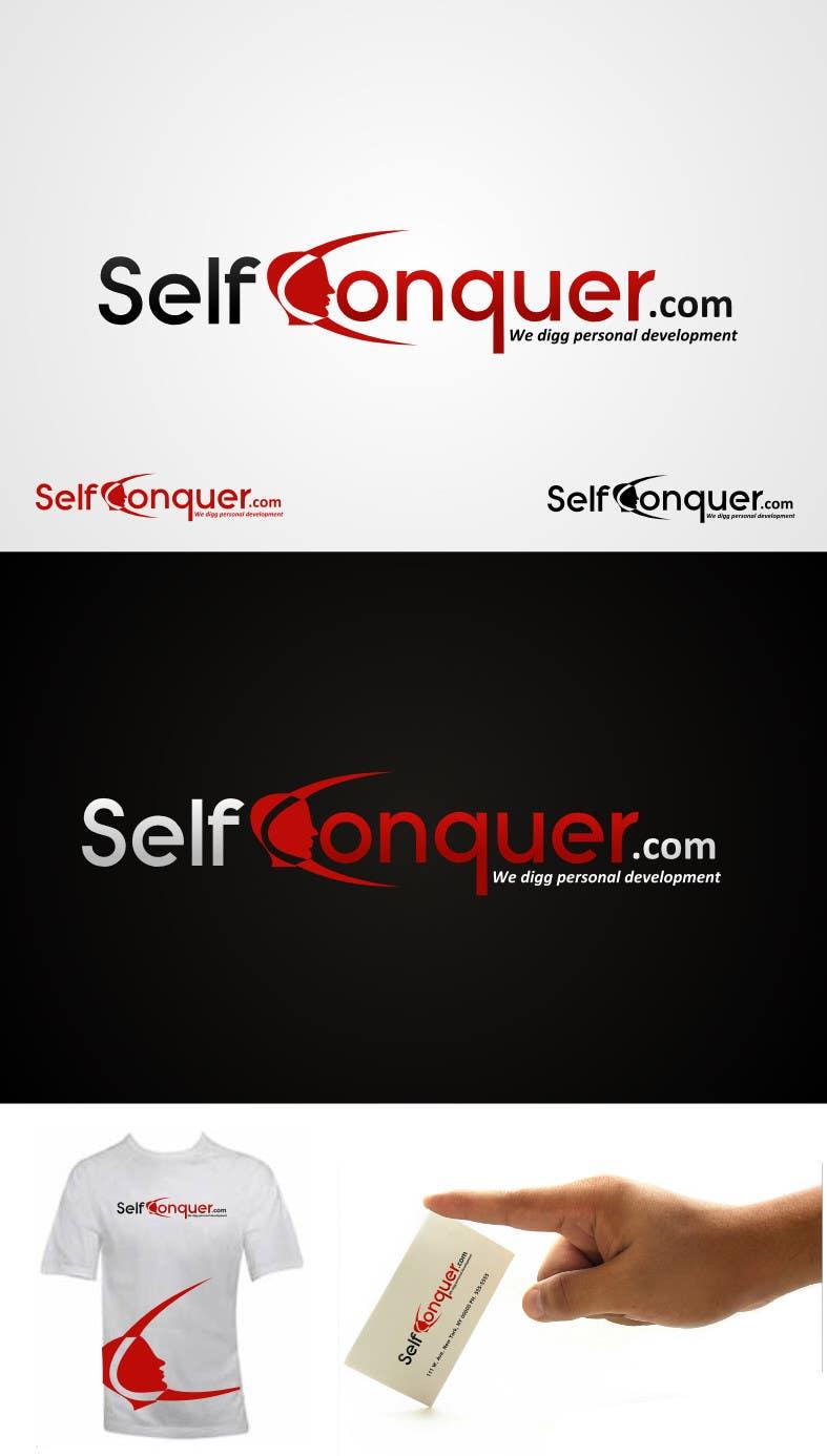 Proposition n°                                        17                                      du concours                                         Logo Design for selfconquer.com