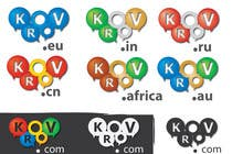 Graphic Design Contest Entry #224 for Logo Design for KR8V - a Brand for International Creative Industries Professionals