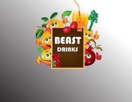 Nro 49 kilpailuun Fitness Drink Logo Design käyttäjältä lailajulee