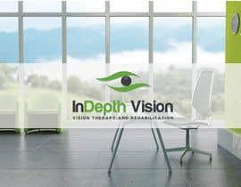 Nro 37 kilpailuun InDepth Vision - Logo for new vision therapy clinic! käyttäjältä anupdesignstudio