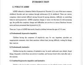 aegis007 tarafından Remove Plagrism from Thesis Report için no 12
