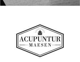 #25 for Typographic logo for acupunture practice by paijoesuper