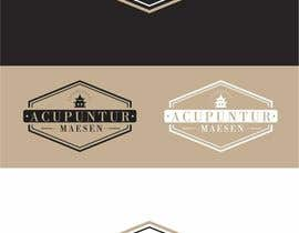 #28 for Typographic logo for acupunture practice by paijoesuper