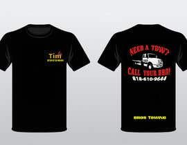 nº 16 pour Design a T-Shirt par stojanovskip