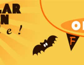 #64 para Design a Halloween Sale Banner por BurnerGRap