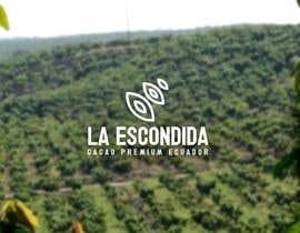 #184 para Diseño de Logotipo para hacienda de cacao de adahertmann