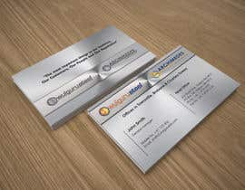 #63 for Business Card Design for Wulguru Group - incorporates Wulguru Steel & Archimedes Engineering by lihia