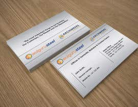 #19 untuk Business Card Design for Wulguru Group - incorporates Wulguru Steel & Archimedes Engineering oleh lihia