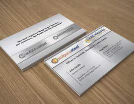 #72 for Business Card Design for Wulguru Group - incorporates Wulguru Steel & Archimedes Engineering by lihia