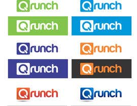 nº 382 pour Logo Design for Qrunch par ulogo