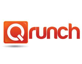nº 194 pour Logo Design for Qrunch par ulogo