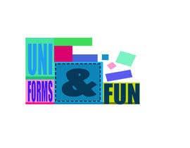 #1 untuk Design a Logo for UNIFORMS AND FUN oleh JesusJAC