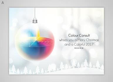 Image of                             Create christmas post card