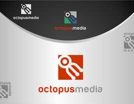 nº 43 pour Logo Design for Octopus Media par dimitarstoykov