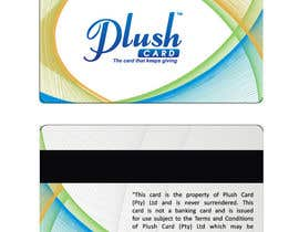 nº 24 pour Loyalty Card Redesign for Plush Card (Pty) Ltd par roopfargraphics
