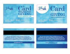 #27 para Loyalty Card Redesign for Plush Card (Pty) Ltd por mishyroach