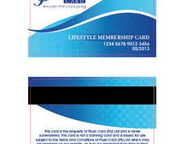 mishyroach tarafından Loyalty Card Redesign for Plush Card (Pty) Ltd için no 18