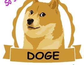 nº 19 pour Design a T-Shirt for a MEME (Doge meme) wow par zikoblade