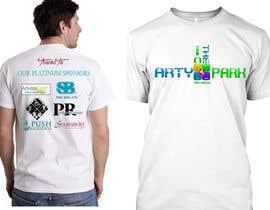 jojohf tarafından Design a T-Shirt for Party in the Park için no 17