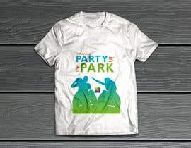 emanuelsousaa tarafından Design a T-Shirt for Party in the Park için no 27