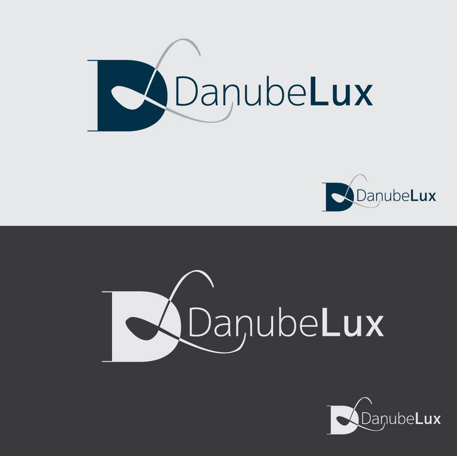 Proposition n°14 du concours Logo design for a new company selling luxury: DanubeLux.