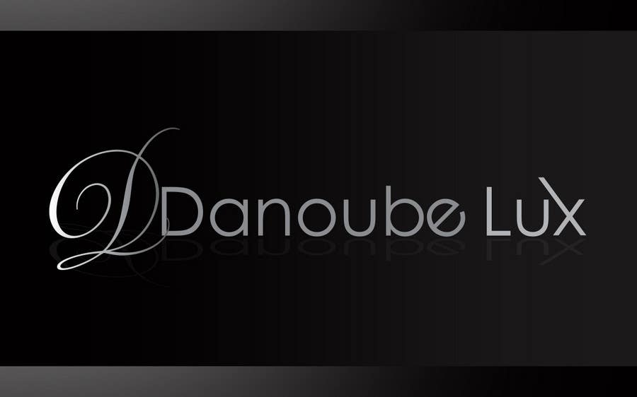 Proposition n°142 du concours Logo design for a new company selling luxury: DanubeLux.