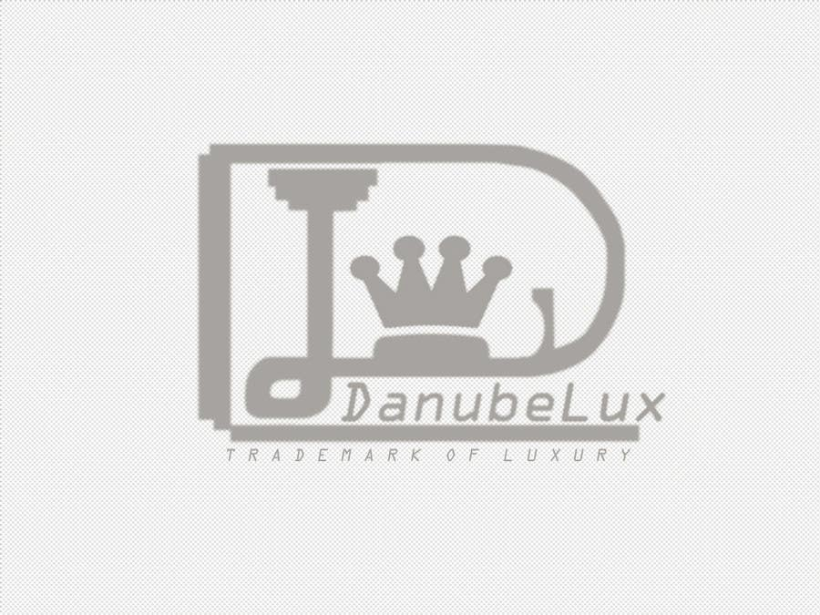 Proposition n°118 du concours Logo design for a new company selling luxury: DanubeLux.