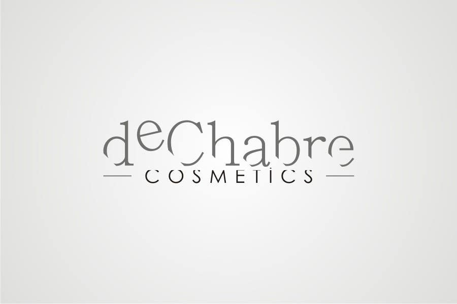 Inscrição nº 176 do Concurso para Logo Design for deChabre Cosmetics