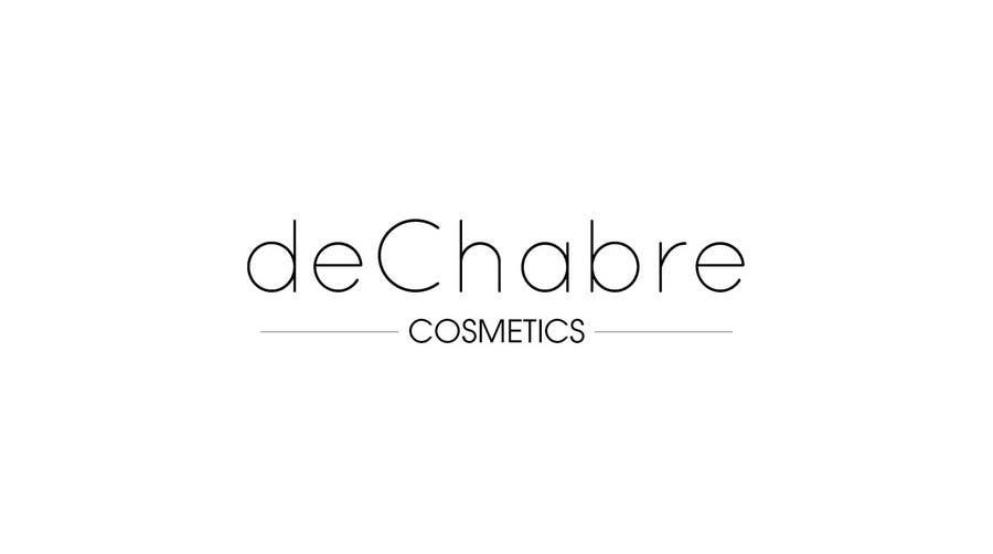 Inscrição nº 52 do Concurso para Logo Design for deChabre Cosmetics