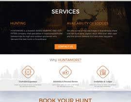 xsasdesign tarafından Create a highly visible online platform for HUNTAMORE için no 38