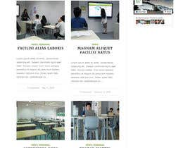 #25 for WordPress Template for a School Website by widuIT